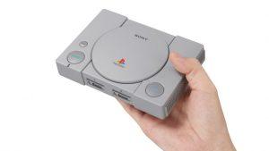 Playstation Classic uscita