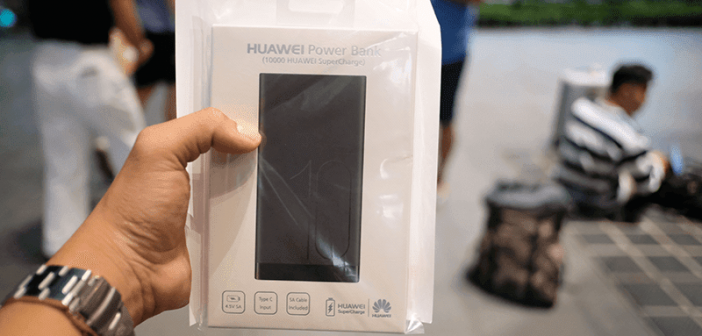 Huawei scherzo