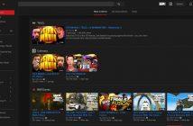 Youtube modalità scura come attivare
