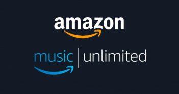 Amazon sconti black friday music