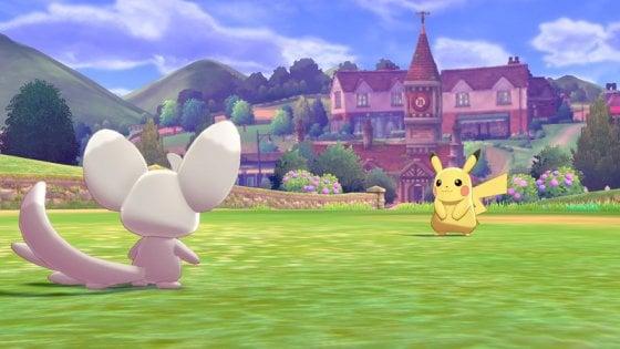 Pokémon spada scudo uscita