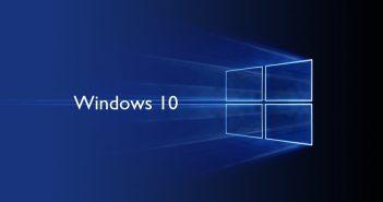 Windows 10 aggiornamento maggio
