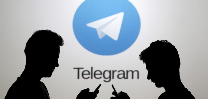 virus Telegram