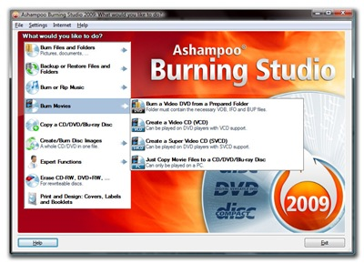 ashampoo burning studio 2009 serial portugues