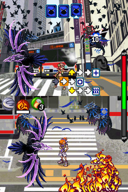 The World Ends With You [juego parecido a Gantz] Gameplay_screen