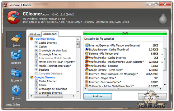 ccenchacer Rendi più potente Ccleaner con CCEnhancer