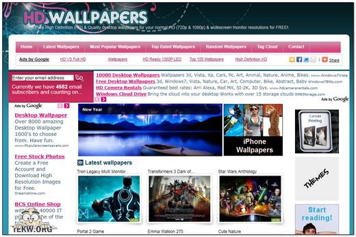 Wallpapers in hd alta definizione gratis per il desktop for Desktop alta definizione