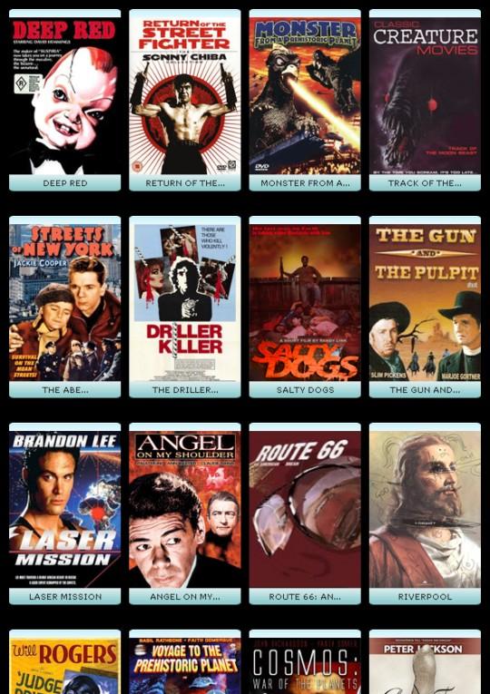 video di preliminari film gratuiti