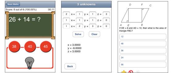 test equazioni primo grado online