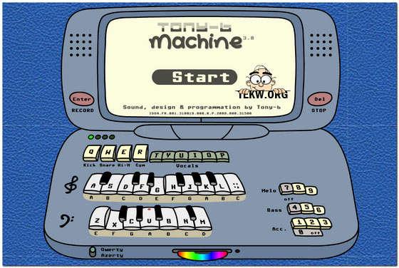 tony b machine