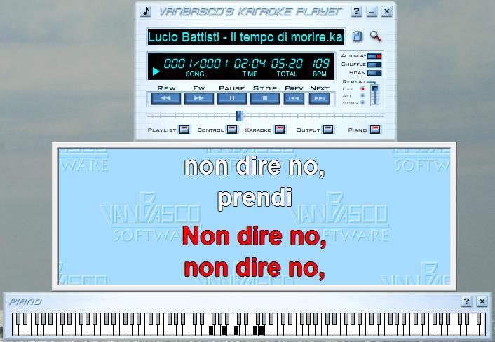 Vanbasco Karaoke Gratis Italiano Per Windows Ad - lastsitedon's diary